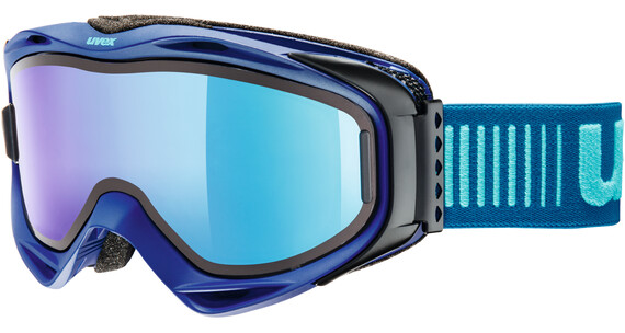 UVEX g.gl 300 TO Goggle navy mat dl/FM blue